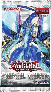 YuGiOh Primal Origin Booster Box [24 Packs] Pre-Order ships May 16, 2014