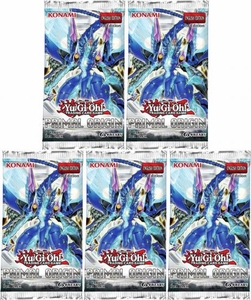YuGiOh Primal Origin Lot of 5 Booster Packs Pre-Order ships May 16, 2014