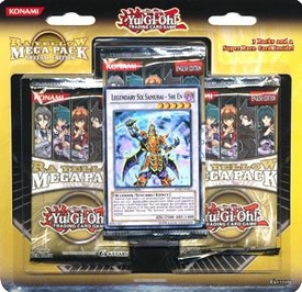 YuGiOh Ra Yellow Mega Pack SE Special Edition Pack [3 Booster Packs & 1 Random Promo Card]