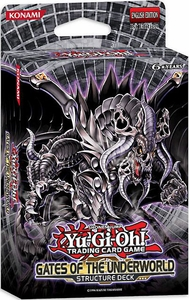 YuGiOh ZEXAL Gates of the Underworld 1st EDITION Structure Deck Hot!