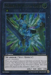YuGiOh Zexal Legacy of the Valiant Single Card Ultimate Rare LVAL-EN048 Number 39: Utopia Roots