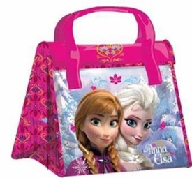 ZAK! Disney Frozen Reusable Lunch Tote [Anna & Elsa] Hot!