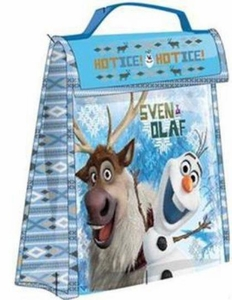 ZAK! Disney Frozen Reusable Lunch Tote [Olaf]