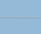 Sterling Silver Cable Chain 1.5mm
