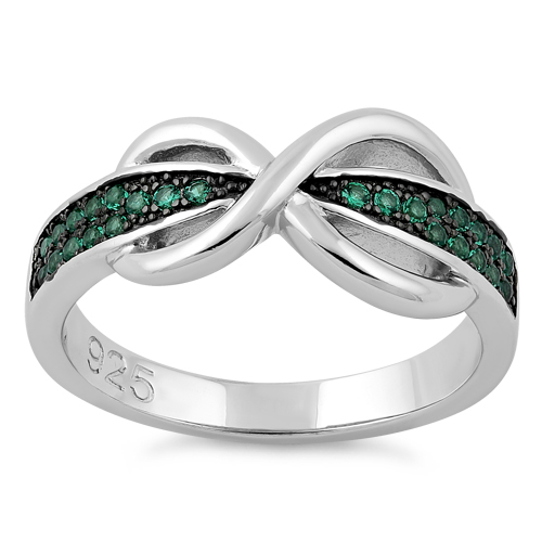 Sterling Silver Infinity Pave Emerald Cz Ring. Real Diamond Engagement Rings. Infinity Mens Wedding Band. Natural Opal Engagement Rings. Gold Open Bangle. Beads Tools Jewellery Making. Sell Jewelry. Woman Gold Rings. Fine Watches