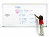5'H El Grande Porcelain Steel Whiteboards