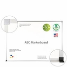 ABC Porcelain Boards 4'H x 5'W