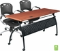 Chi Flipper Conference & Training Table