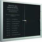 Deluxe Directory Board Cabinets