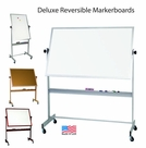 Deluxe Reversible Portable Markerboards