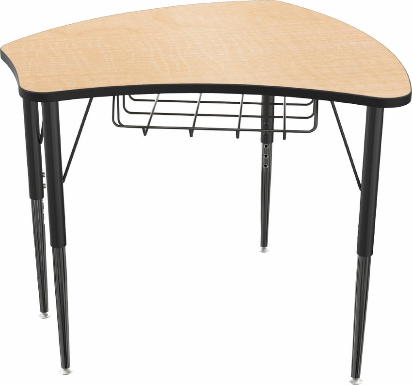 Economy Shapes Configurable Student Desk