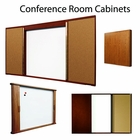 Enclosed Conference Room Cabinets