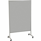 "Floor Display Panels 78""H x 50""W"