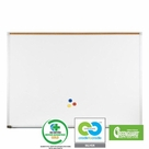 Green-Rite Markerboard with Deluxe Aluminum Trim 4' H x 10' W