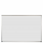 Porcelain Steel Horizontal Line Board 4'H x 8'W