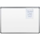 Presidential Bite Whiteboard - Dura-Rite Surface 4'H x 4'W