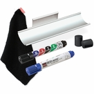 Rite-On Frameless Whiteboard Kit