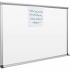 Slim Bite Whiteboard - TuF-Rite Surface 3'H x 4'W