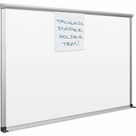 Slim Bite Whiteboard - TuF-Rite Surface 4'H x 4'W