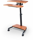 Up-Rite Workstation Height Adjustable Sit/Stand Desk