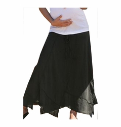 2 Chix Forty Week Maternity Skirt