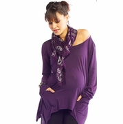 9 Seed Dew Pocket Maternity Top