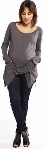 SOLD OUT 9 Seed Dew Pocket Maternity Top