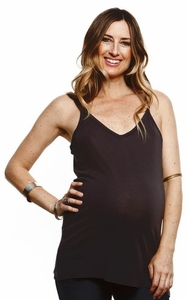 9 Seed Pixie Maternity Tank Top