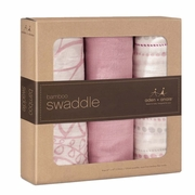Aden + Anais Bamboo Swaddles 3 Pack - Tranquility