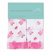 Aden + Anais Classic Issie Security Blanket 2 Pack - Butterfly