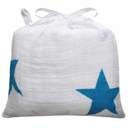 Aden + Anais Classic Swaddle Single Pack - Twinkle Blue
