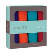 TEMPORARILY OUT OF STOCK Aden + Anais Classic Swaddles 4 Pack - B-Jeweled