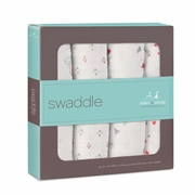 TEMPORARILY OUT OF STOCK Aden + Anais Classic Swaddles 4 Pack - Make Believe