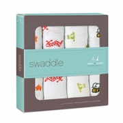 TEMPORARILY OUT OF STOCK Aden + Anais Classic Swaddles 4 Pack - Mod About Baby