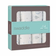 TEMPORARILY OUT OF STOCK Aden + Anais Classic Swaddles 4 Pack - Night Sky
