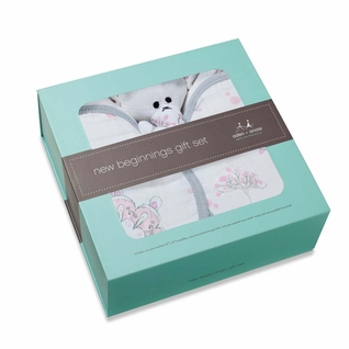 TEMPORARILY OUT OF STOCK Aden + Anais New Beginnings Boxed Gift Set - For The Birds