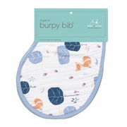 TEMPORARILY OUT OF STOCK Aden + Anais Organic Burpy Bib Single Pack - Into The Woods