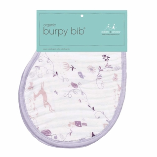 TEMPORARILY OUT OF STOCK Aden + Anais Organic Burpy Bib Single Pack - Once Upon A Time