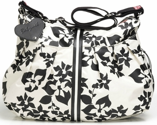 SOLD OUT Babymel Amanda Hobo Diaper Bag - Modern Floral