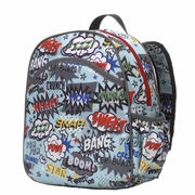 Babymel Explorer Single Toddler Backpack - Pow Boys