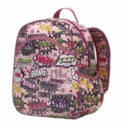 Babymel Explorer Single Toddler Backpack - Pow Girls