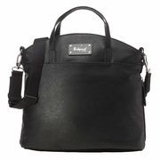 Babymel Grace Tote Diaper Bag - Black