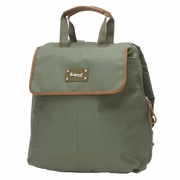 TEMPORARILY OUT OF STOCK Babymel Harlow Backpack Diaper Bag - Moss