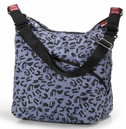 SOLD OUT Babymel Sammie Diaper Bag - Leopard
