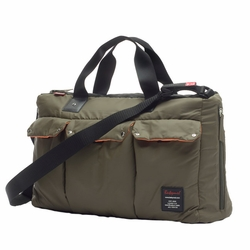 TEMPORARILY OUT OF STOCK Babymel Soho Messenger Diaper Bag - Forest Green