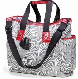 SOLD OUT Babymel Tote Diaper Bag - Zebra
