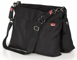 SOLD OUT Babymel X2 Diaper Bag - Black