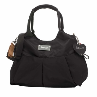 TEMPORARILY OUT OF STOCK Babymel Zahra Diaper Bag - Black