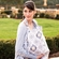 TEMPORARILY OUT OF STOCK Bebe au Lait Cotton Nursing Cover - Astoria