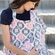 Bebe au Lait Cotton Nursing Cover - Monroe